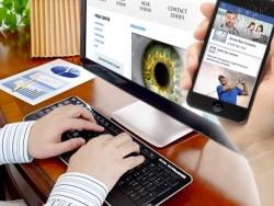 Xây dựng website - quảng cáo trực tuyến: Nhỏ mà không lẻ